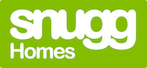 Snugg Homes logo